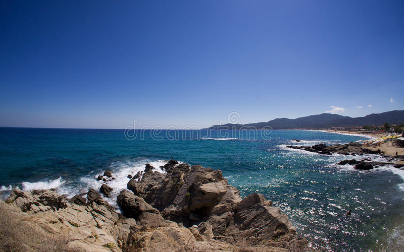 Grécia - Sarti foto de stock