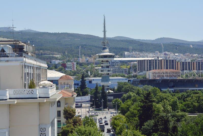 Grécia, Tessalónica fotos de stock