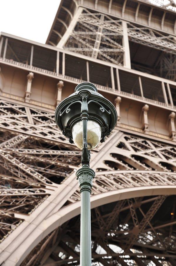 Größe und Einfachheit Ewiges Symbol von Paris - Eiffel Towe stockfoto
