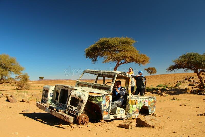 Größter Verlierer des Saharas lizenzfreies stockfoto