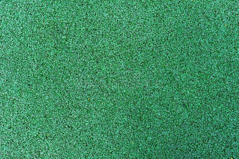 Grön asfalttexturbakgrund arkivbild