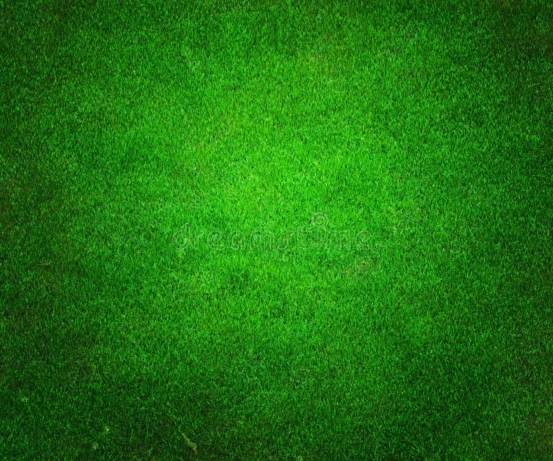 Grön bakgrund för golf stock illustrationer