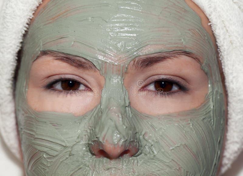 grön behandling arkivfoton