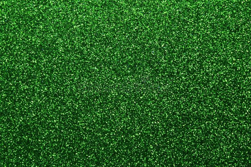 Grön blänka bakgrund arkivbilder