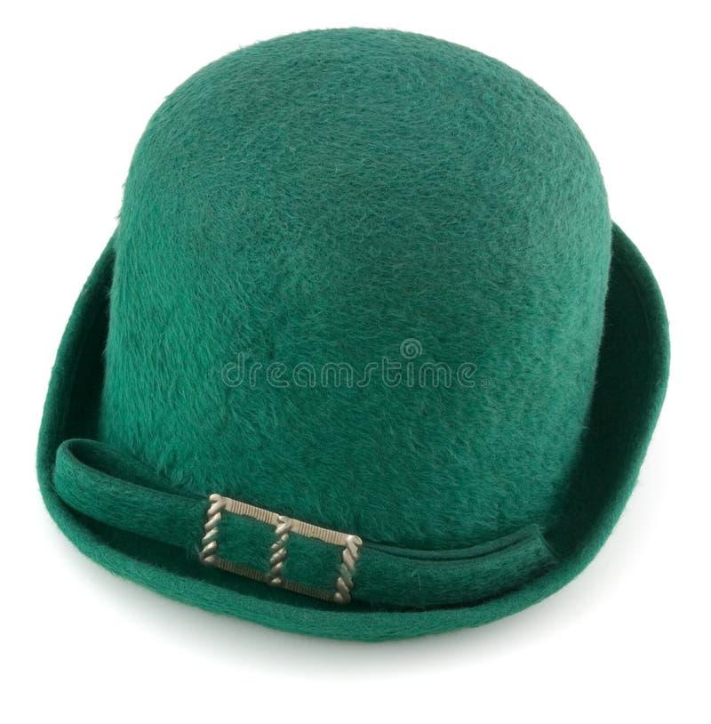 grön hatt royaltyfria foton