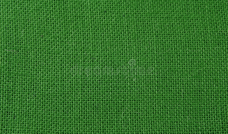 grön jute för bakgrund royaltyfri foto