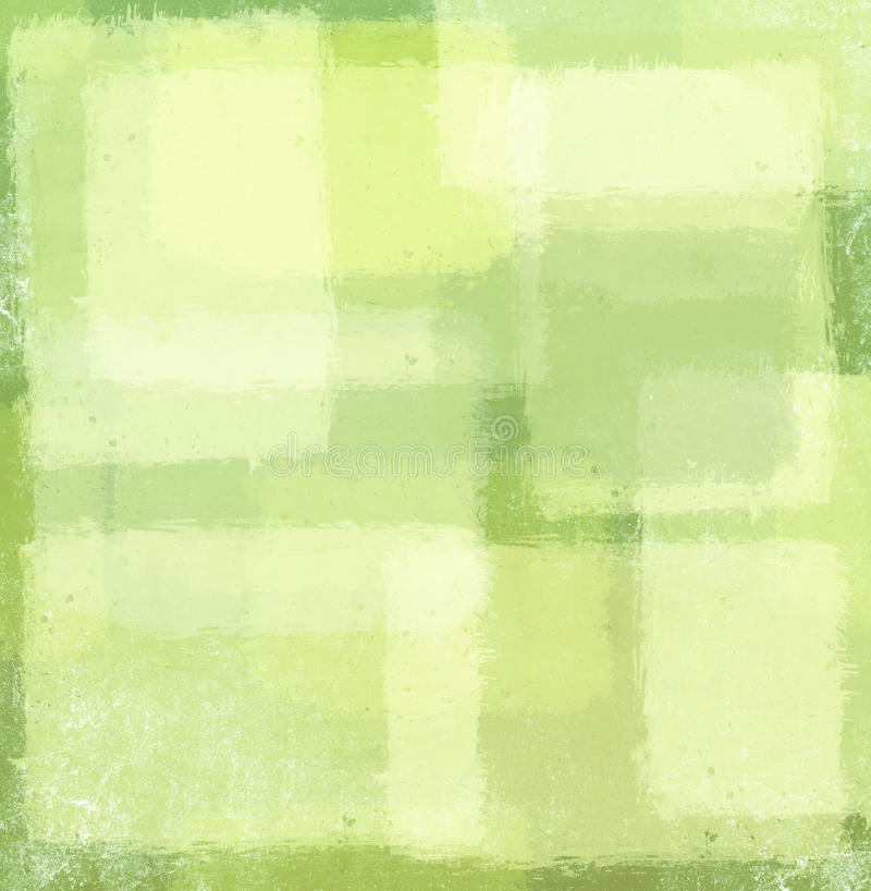 Grön lappbakgrund vektor illustrationer