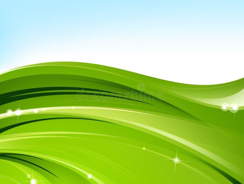 grön liggande royaltyfri bild