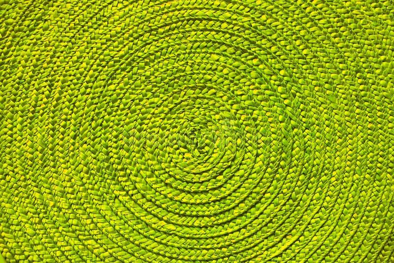 Grön matt vide- textur för ställe fotografering för bildbyråer
