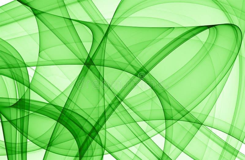 grön mix royaltyfri illustrationer