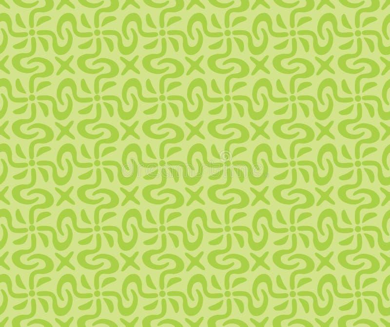 grön modell för bakgrund vektor illustrationer