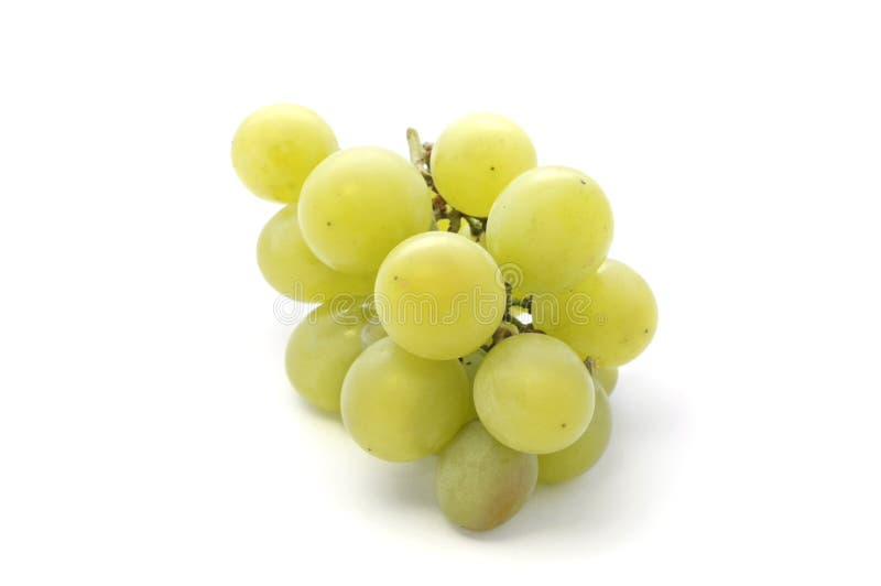 grön muscat för druvor royaltyfria foton