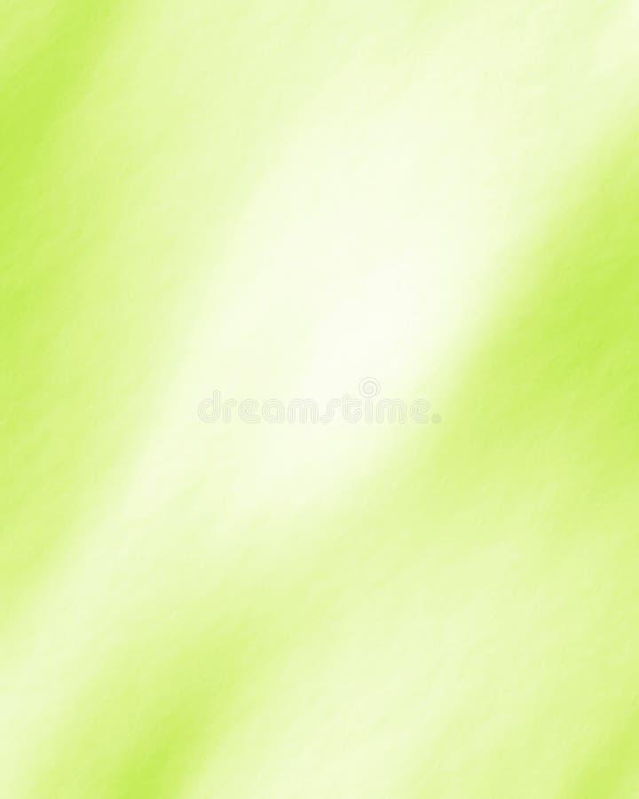 Grön och ny bakgrund royaltyfri illustrationer