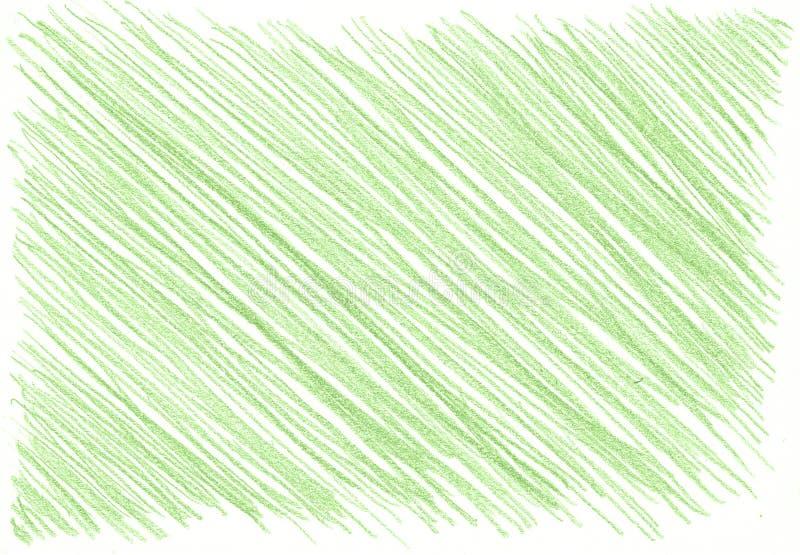 Grön organisk naturlig bakgrund med textur för kol för ecoblyertspennagrunge royaltyfri bild