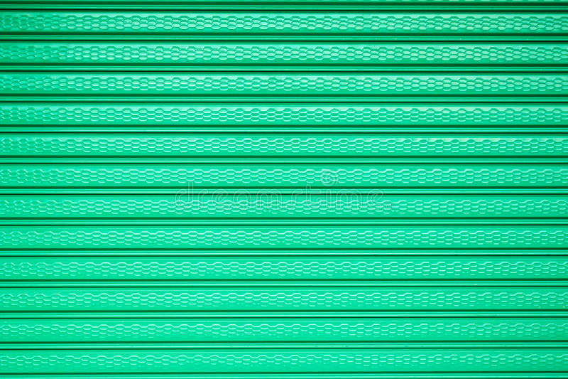 Grön port royaltyfri fotografi