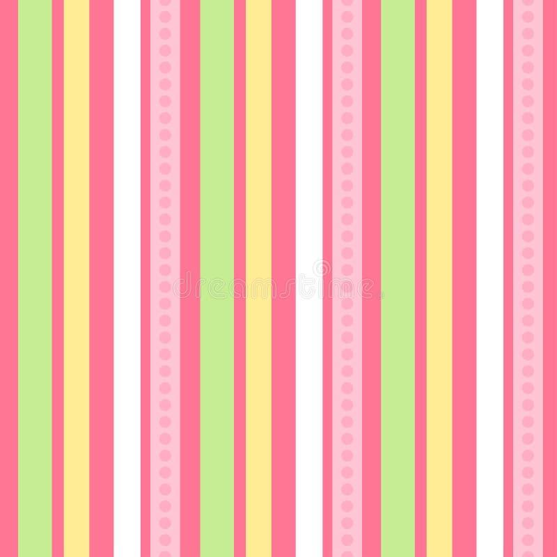 grön rosa seamless bandvektorwallpaper