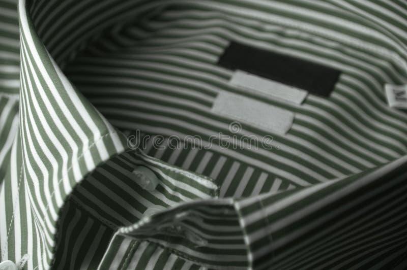 grön skjorta royaltyfria foton