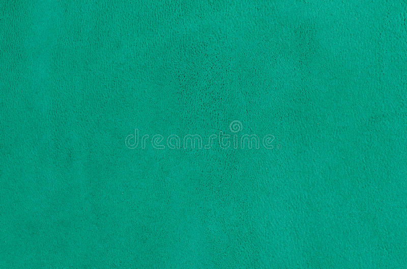 Grön suede royaltyfri foto