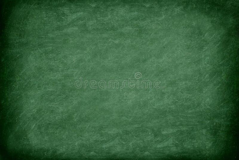 Grön svart tavla/blackboard arkivfoto