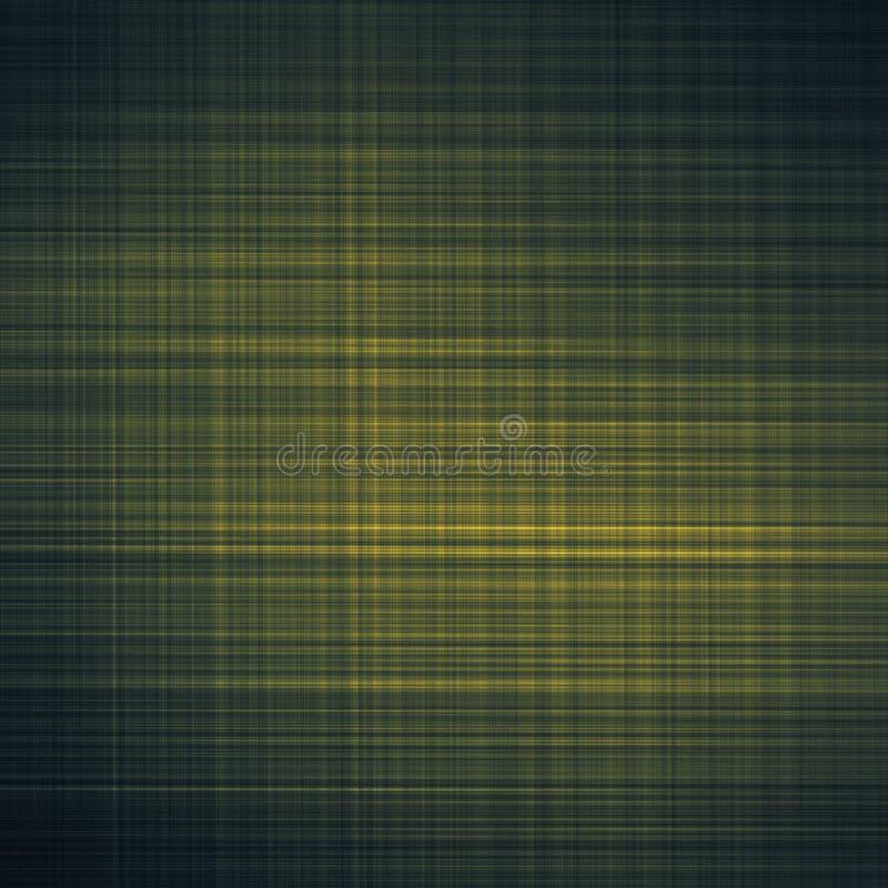 Grön tappningtextur, abstrakt backcground royaltyfri illustrationer