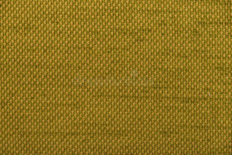 Grön tygtextur royaltyfri fotografi