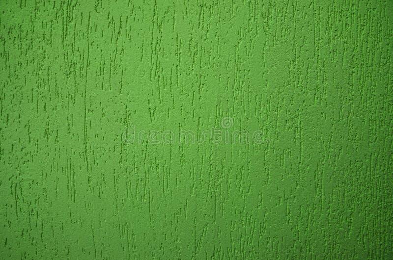 Grön vägg för bakgrund arkivbilder