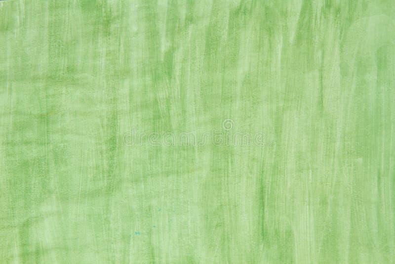grön vattenfärg för bakgrund arkivfoton
