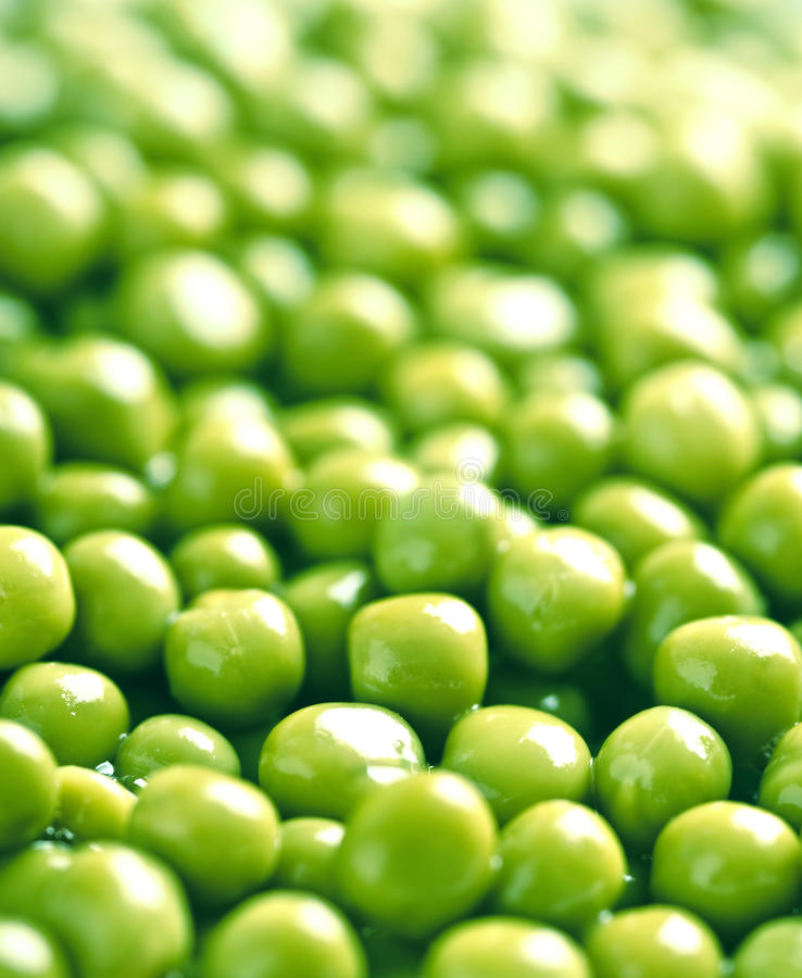 gröna ärtor för bakgrund fotografering för bildbyråer