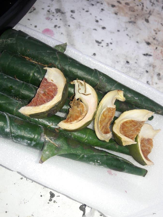 Gröna betels royaltyfria foton