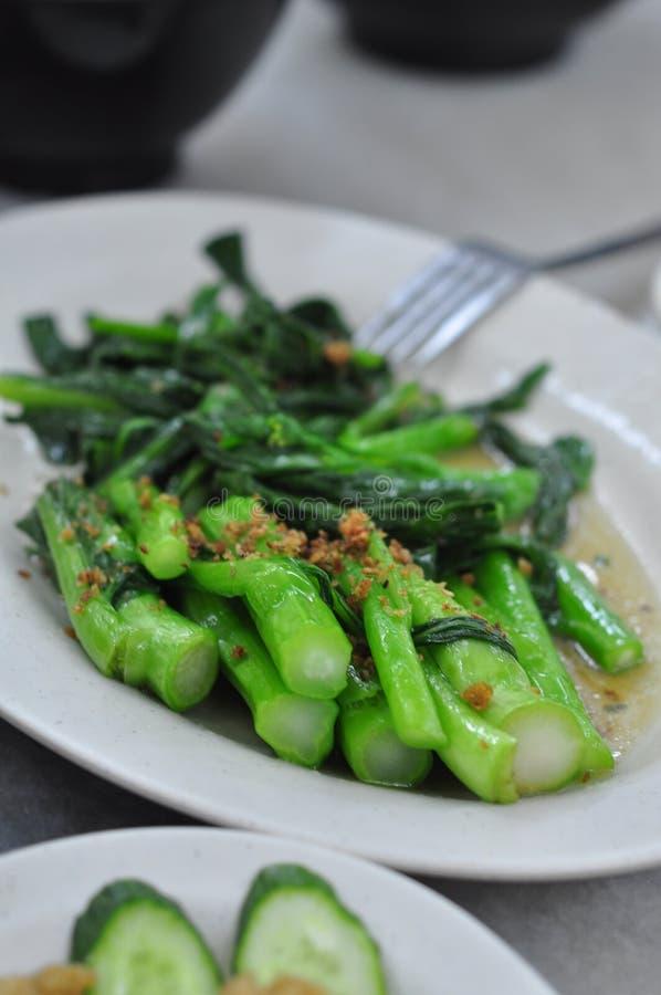 gröna grönsaker royaltyfri foto