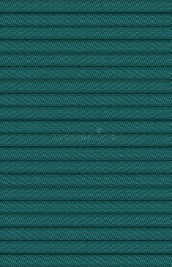 Gröna linjer sammanfogas för att planlägga bandet texturerad modell vektor illustrationer