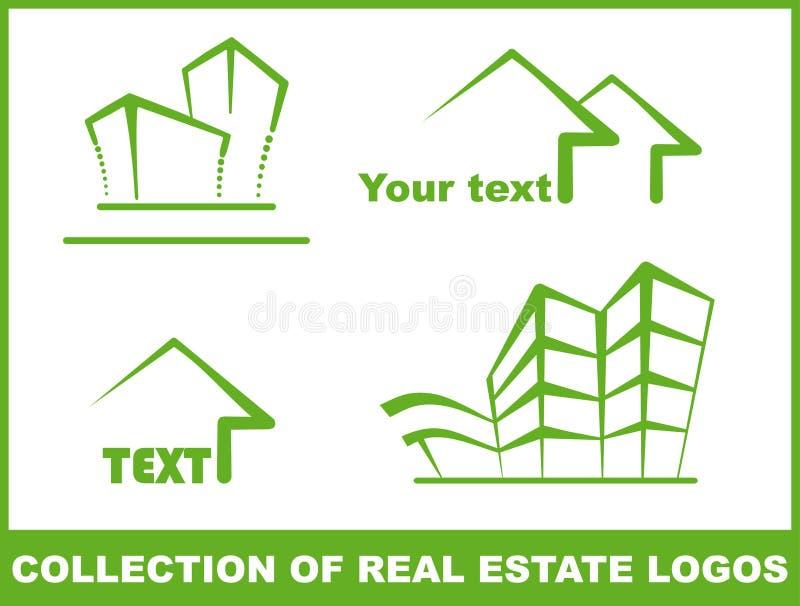 gröna logoer