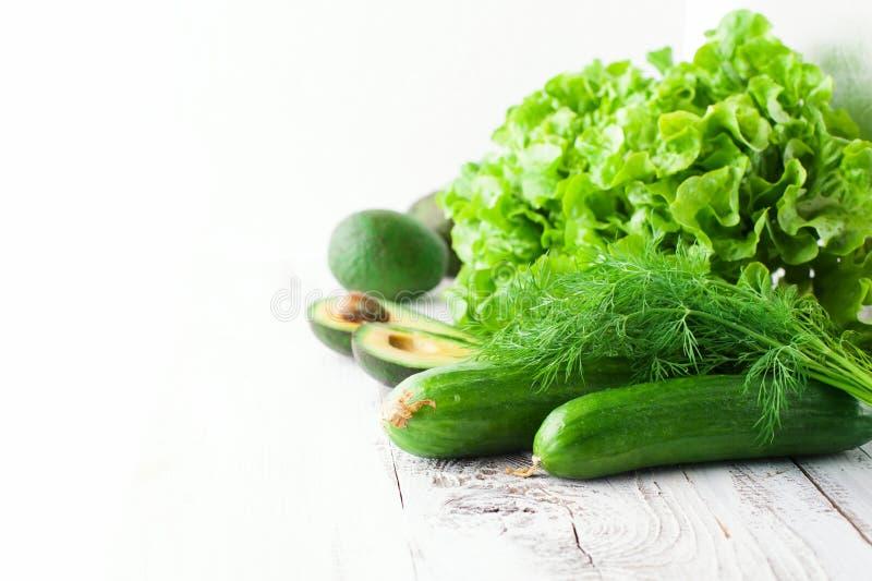 gröna mixgrönsaker arkivfoton