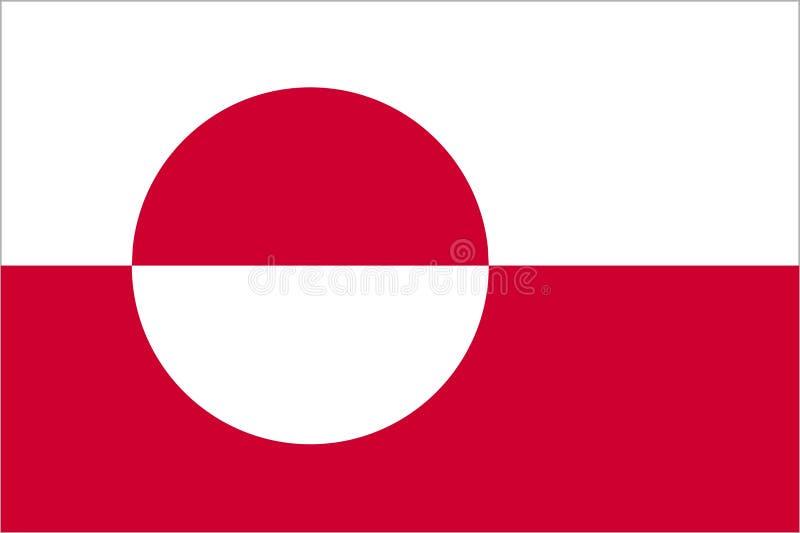 Download Grönland vektor abbildung. Illustration von farben, einbürgern - 31326