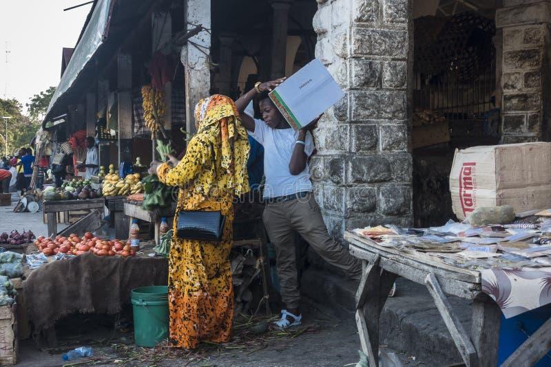 grönsak för egypt fruktmarknad royaltyfri fotografi