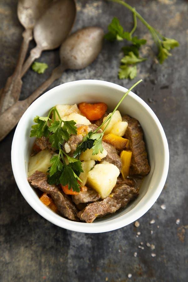 Grönsak Stew royaltyfri bild