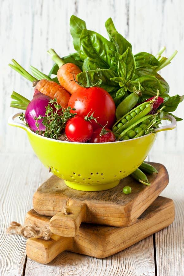 Grönsaker arkivbilder