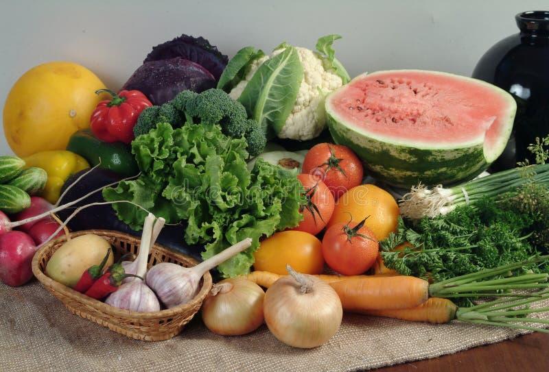 Download Grönsaker arkivfoto. Bild av tomat, sommar, gurkor, korgar - 512466