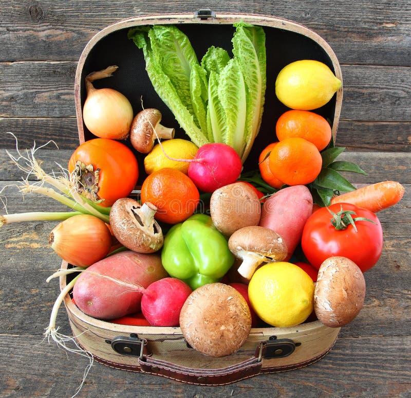 Grönsaker för matlagning arkivbild