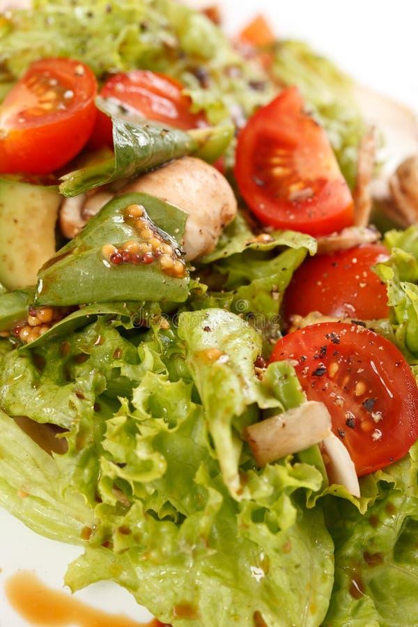 Grönsaksallad fotografering för bildbyråer
