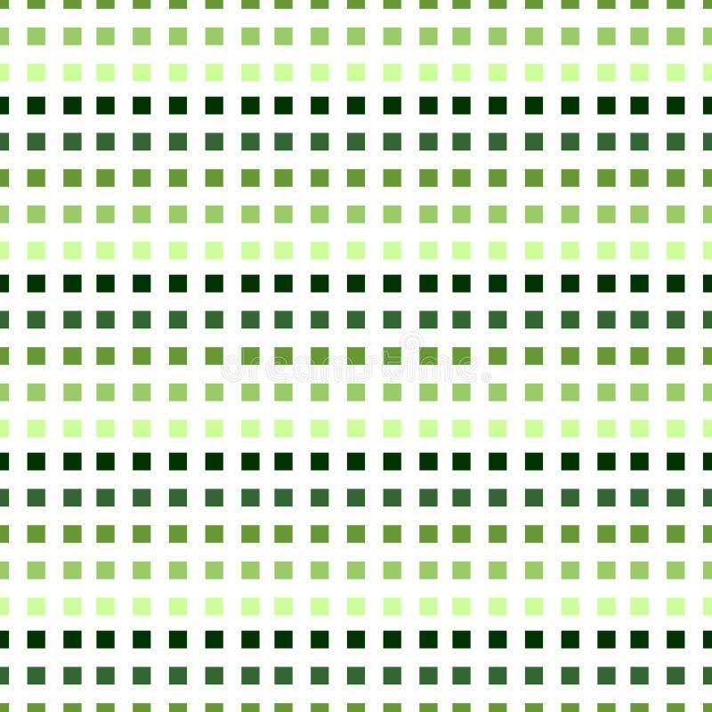 grönt PIXEL för bakgrund 1866 baserde vektorn för treen Charles Darwin för den evolutions- bilden den seamless vektor illustrationer