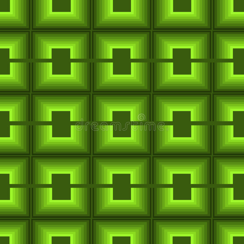 Grün stock abbildung