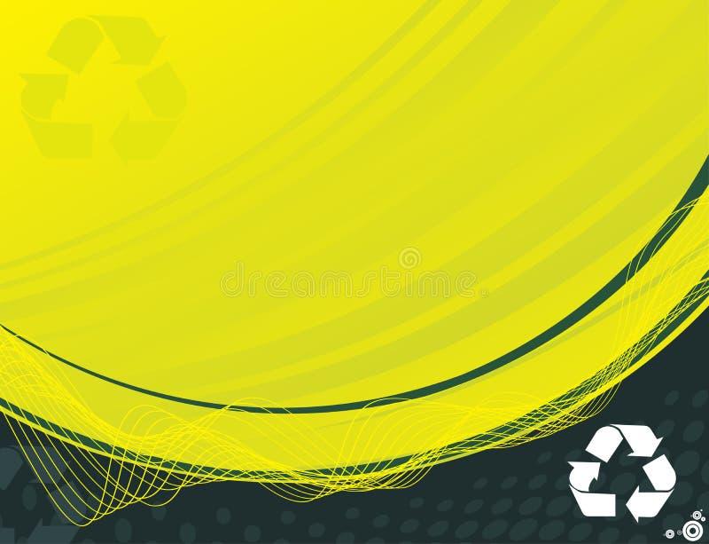 Grün bereiten Hintergrund - Vektor auf lizenzfreie abbildung