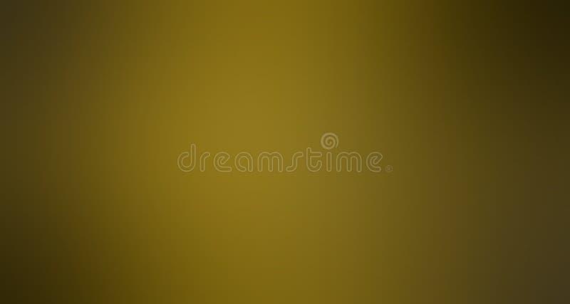 Grün schattierte abstrakte Unschärfehintergrundtapete, Vektorillustration vektor abbildung