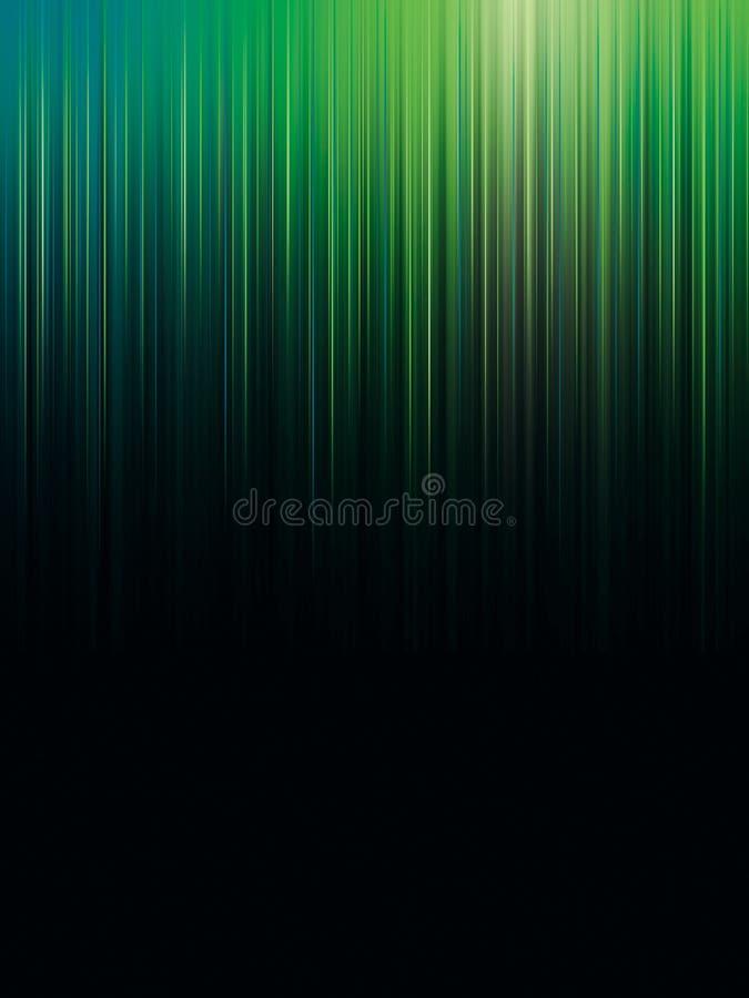 Grün-Streifen lizenzfreie stockfotos