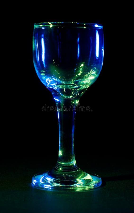 Grün und Blau lizenzfreie stockfotos