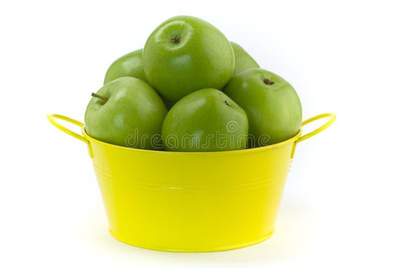 Grün und Gelb lizenzfreie stockfotografie