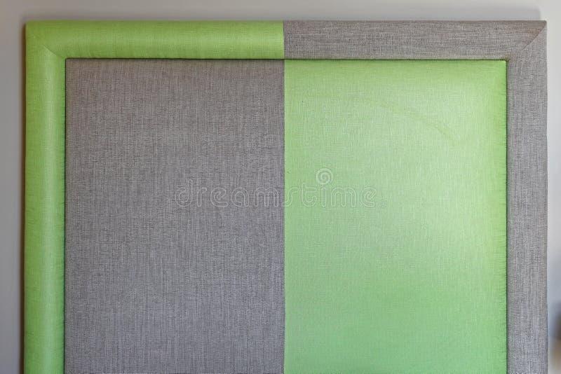 Grün und Grau stockfotografie
