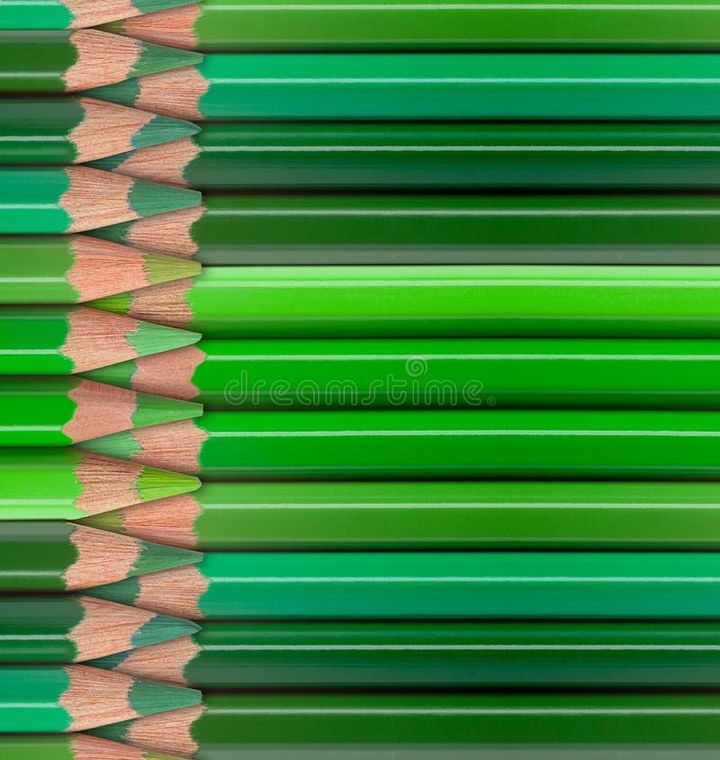 Grün zeichnet Hintergrund an lizenzfreie stockbilder