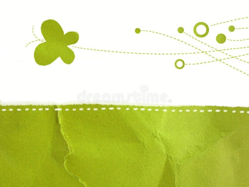 Grünbuch stock abbildung